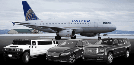 Airport Sedan SUV Transport Service Sacramento