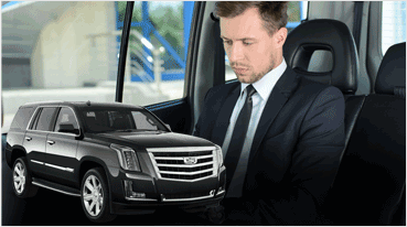 Corporate Sedan SUV Service Sacramento