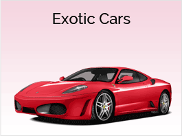 Exotic Cars For Rent In Sacramento