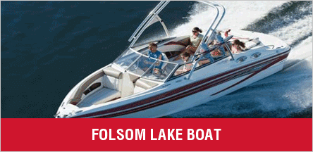 Folsom Lake Boat Rental