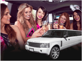 Girls Night On The Town Limo Service Sacramento