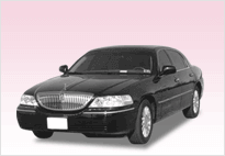 Lincoln Town Car For Rent Sacramento