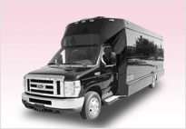 Party Bus Rental Sacramento 10-20 Passengers