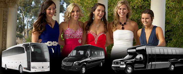 Sacramento Area Prom Limo and Party Bus Service