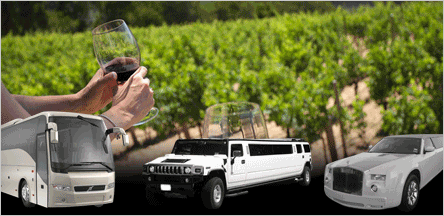 Sacramento Party Bus Wine Tours