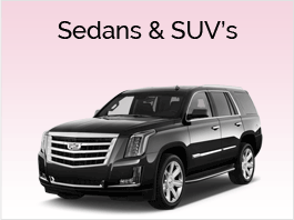 Sedan SUV Car Service Sacramento