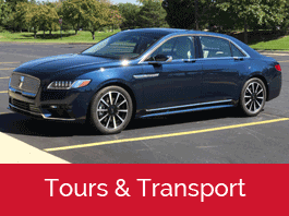 Tours & Transportation Sacramento