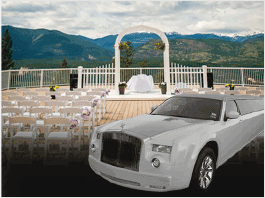 Wedding Limo Car Service Sacramento