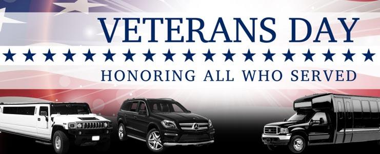 veterans-day-celebrations-limo-service-sacramento